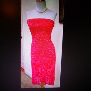 1879a8c1 Speechless Dresses - NEW Speechless Red Strapless Dress - Size S